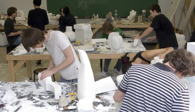 Arts, lettres et communication - Programme préuniversitaire au cégep de Matane