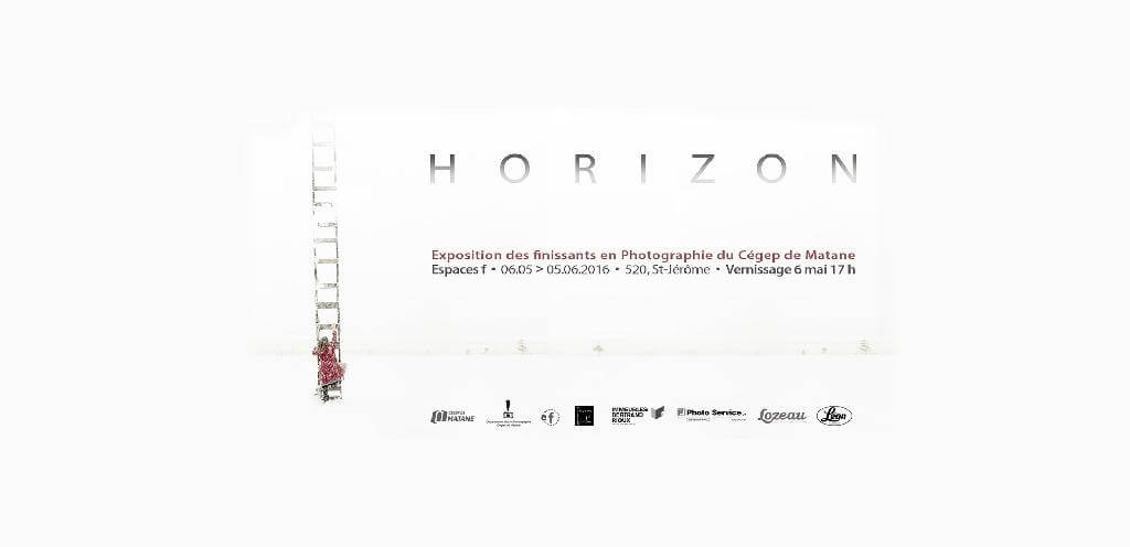 Crédit Photo: Finissants en Photographie du Cégep de Matane<br/>HORIZON - Vernissage de l'exposition des finissants en Photographie du Cégep de Matane
