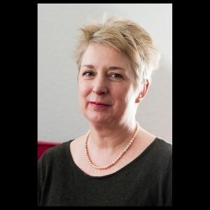 Louise Dubuc, enseignante au Département des langues — Anglais<br />