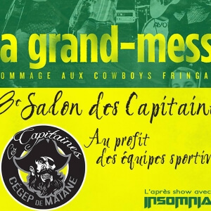 8e Salon des Capitaines du Cégep de Matane<br />