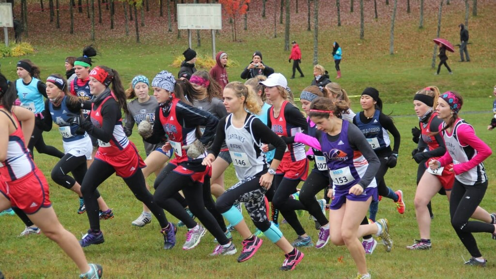 Les Capitaines - Cross-country
