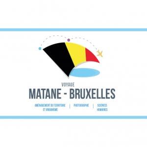 Voyage Matane-Bruxelles<br />