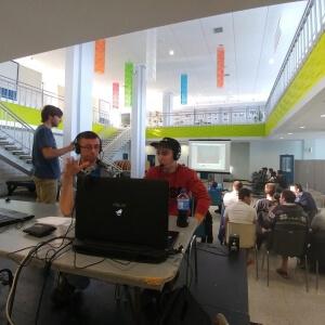 Le programme de sport électronique (E-Sport) au Cégep de Matane.<br />