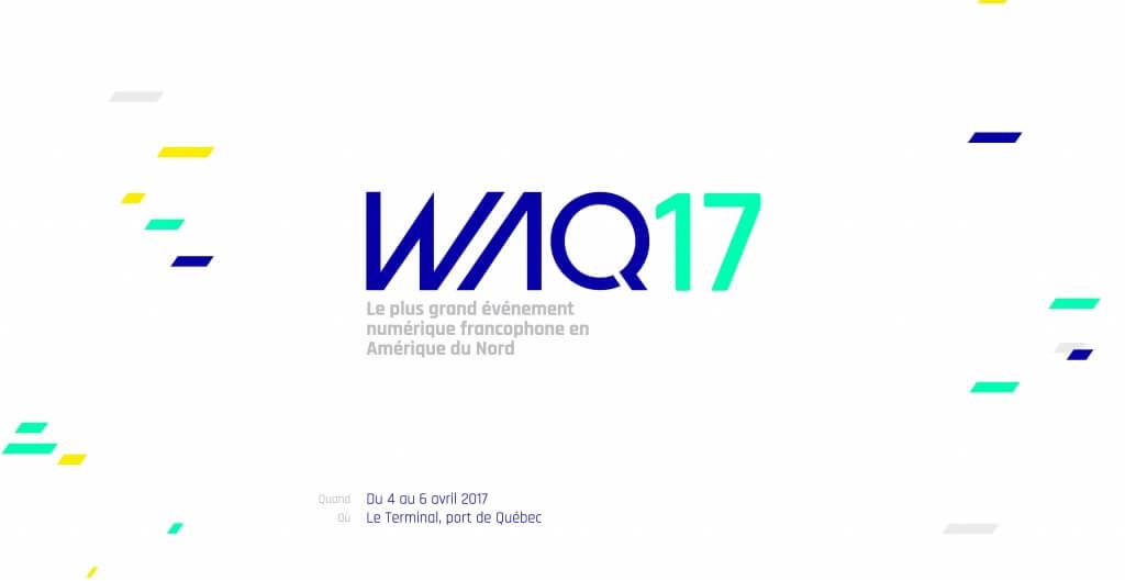 Web à Québec 2017