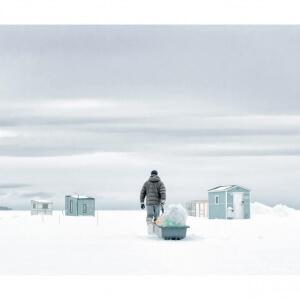 Série de photographies intitulée « The Burden » par Samuel Bolduc, étudiant en Photographie au Cégep de Matane, présentée au Sony World Photography Awards.<br />Crédit Photo: Samuel Bolduc