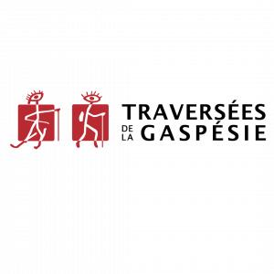 Logo de Traversées de la Gaspésie (TDLG)<br />