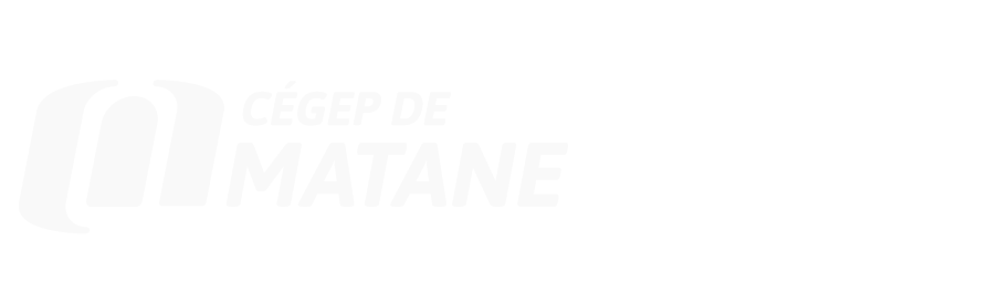 Logo - Cégep de Matane