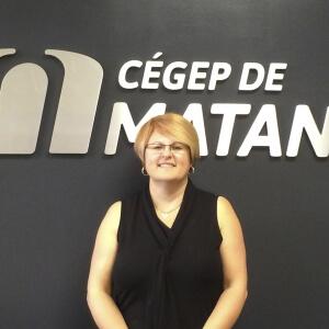 Le Cégep de Matane a retenu la candidature de madame Brigitte Chrétien à titre de directrice.<br />