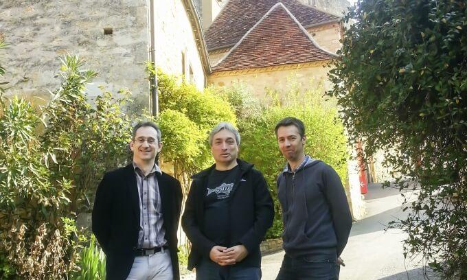 Trois enseignants en tourisme en mobilité en France