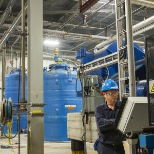 Groupe Collegia offrira l'AEC Opération et contrôle de procédés industriels à compter de mai 2016 à son centre de Sainte-Anne-des-Monts.<br />Source : Courtoisie de Jean-François Lemire (Shoot Studio)