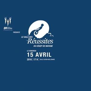 Gala des Réussites 2016<br />