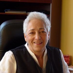 Micheline Pelletier, mairesse de Sainte-Anne-des-Monts<br />