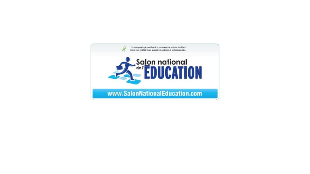 Salon national de l'Éducation de Montréal.
