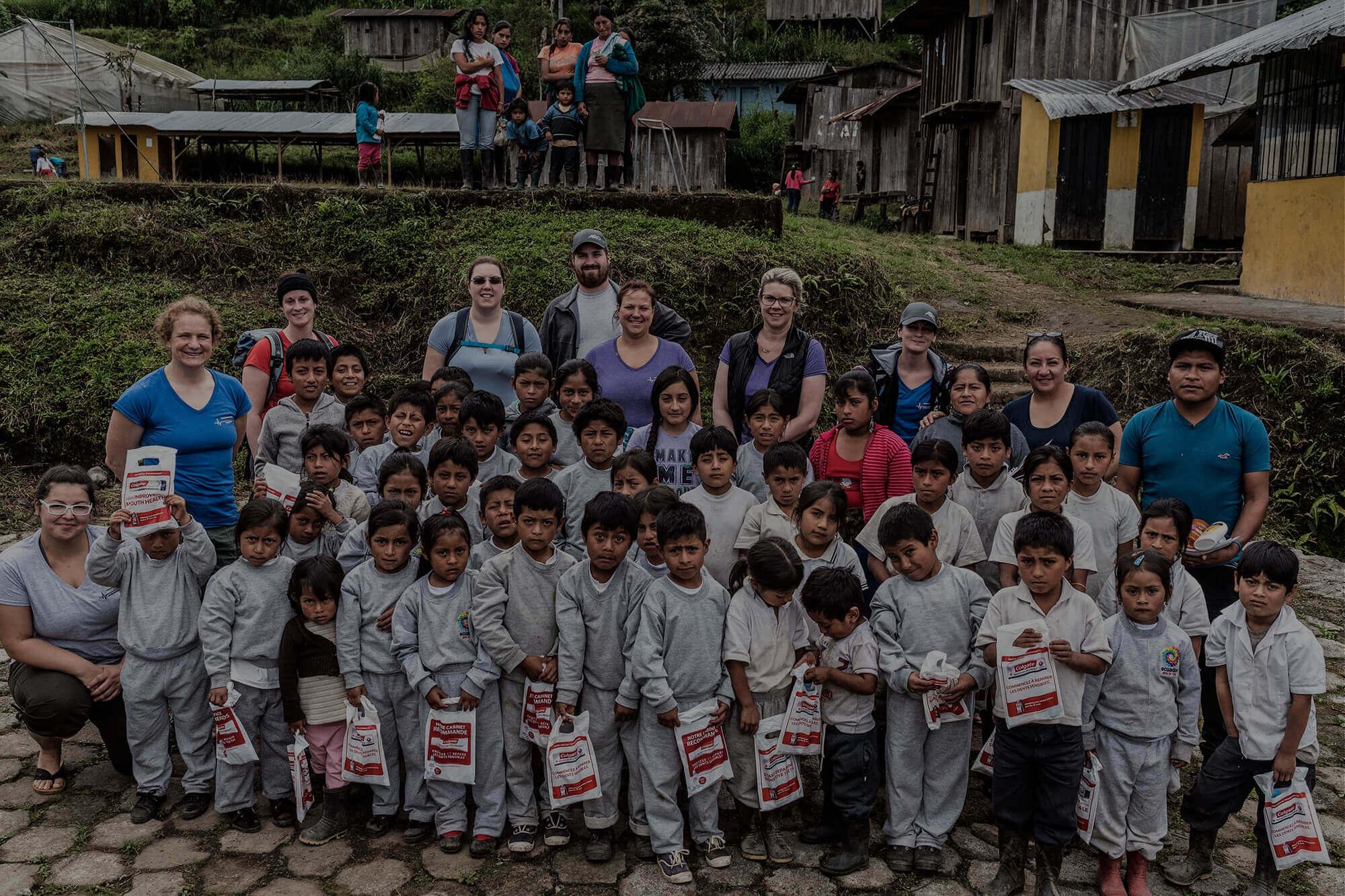 Coronavirus, Don Turato d'Equateur: