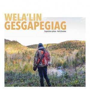 Conférence sur l'exposition «Wela'lin Gesgapegiag».<br />