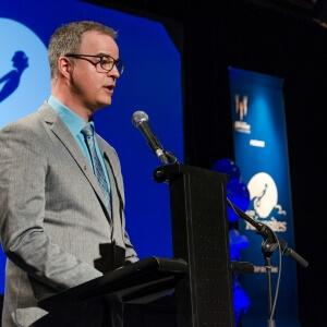 M. Pierre Bédard, directeur général du Cégep de Matane<br />Crédit Photo: Philippe St-Pierre