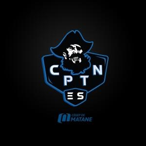 CPTN - Capitaines du Cégep de Matane en sport électronique<br />