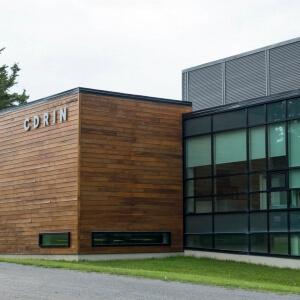 Centre de développement et de recherche en imagerie numérique (CDRIN).<br />Crédit Photo: Terry Lecoque