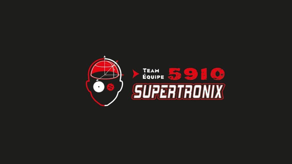 Équipe de robotique Supertronix 5910 de la Polyvalente de Matane et du Cégep de Matane.