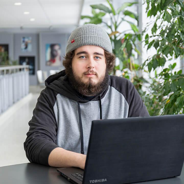 étudiant en informatique - Mickael