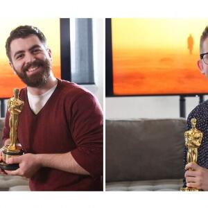 Lors de la cérémonie des Oscars de février dernier, c'est devenu la réalité de jeunes finissants en Animation 3D et synthèse d'images du Cégep de Matane qui travaillent au studio montréalais de Framestore: Bertrand Cabrol, Fabien Kaci et Samuel Rousseau.<br />