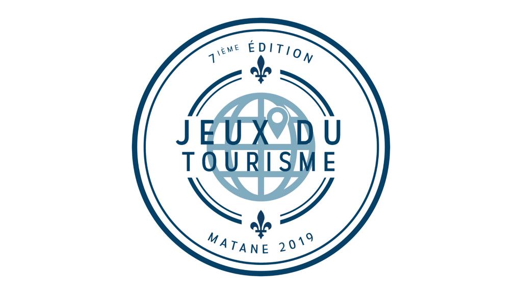 Logo jeux du tourisme