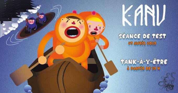 Affiche Kanu (Test utilisateur)