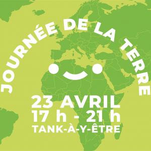 Affiche Journée de la Terre du 23 avril<br />