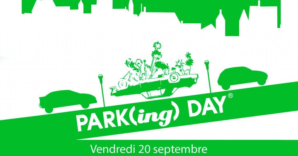 Affiche parking day