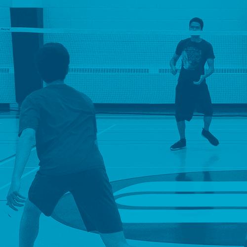 Sport badminton