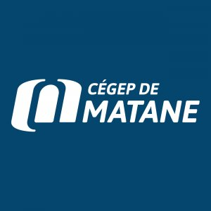 Logo du Cégep de Matane