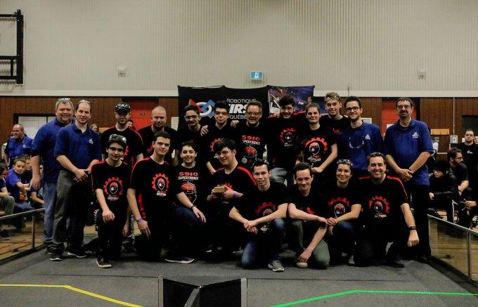 Équipe de supertronix