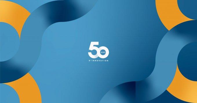 Affiche 50ans