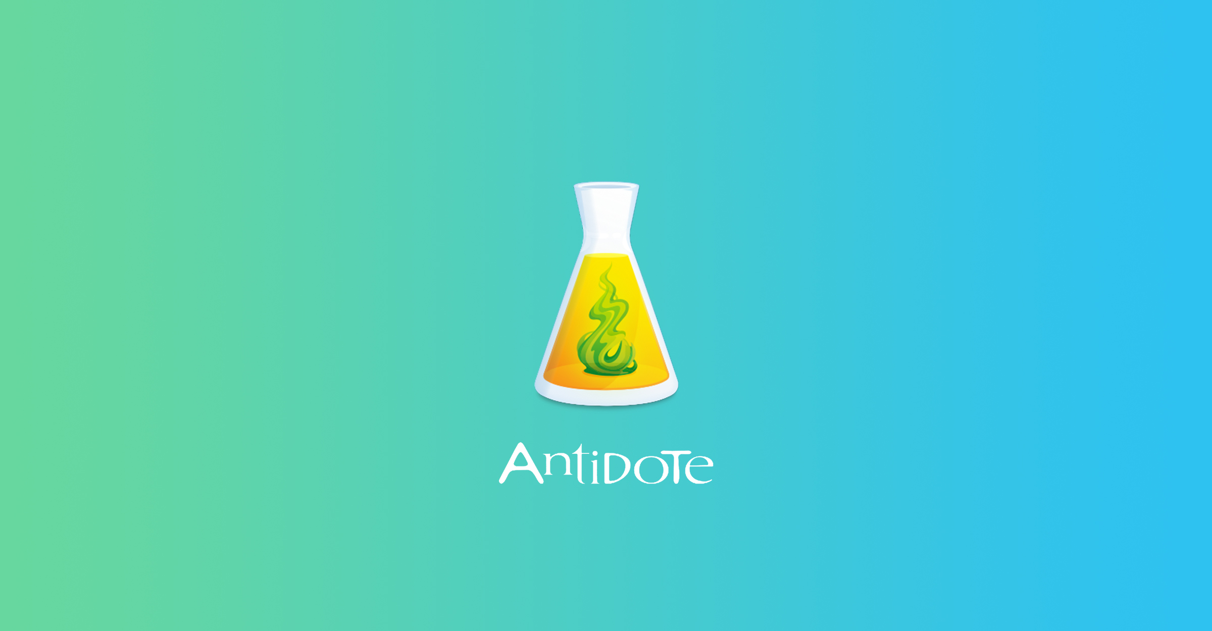 visuel comm antidote