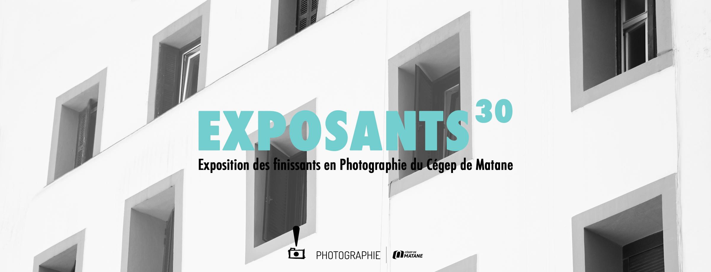 Les finissants en Photographie du Cégep de Matane exposeront virtuellement