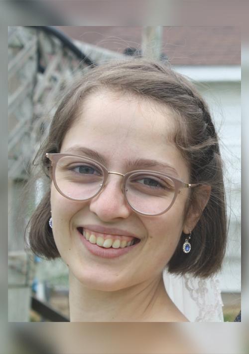 Portrait de Laurie-Anne Bruneau