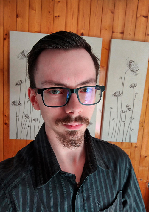 Portrait Raphaël Lavoie