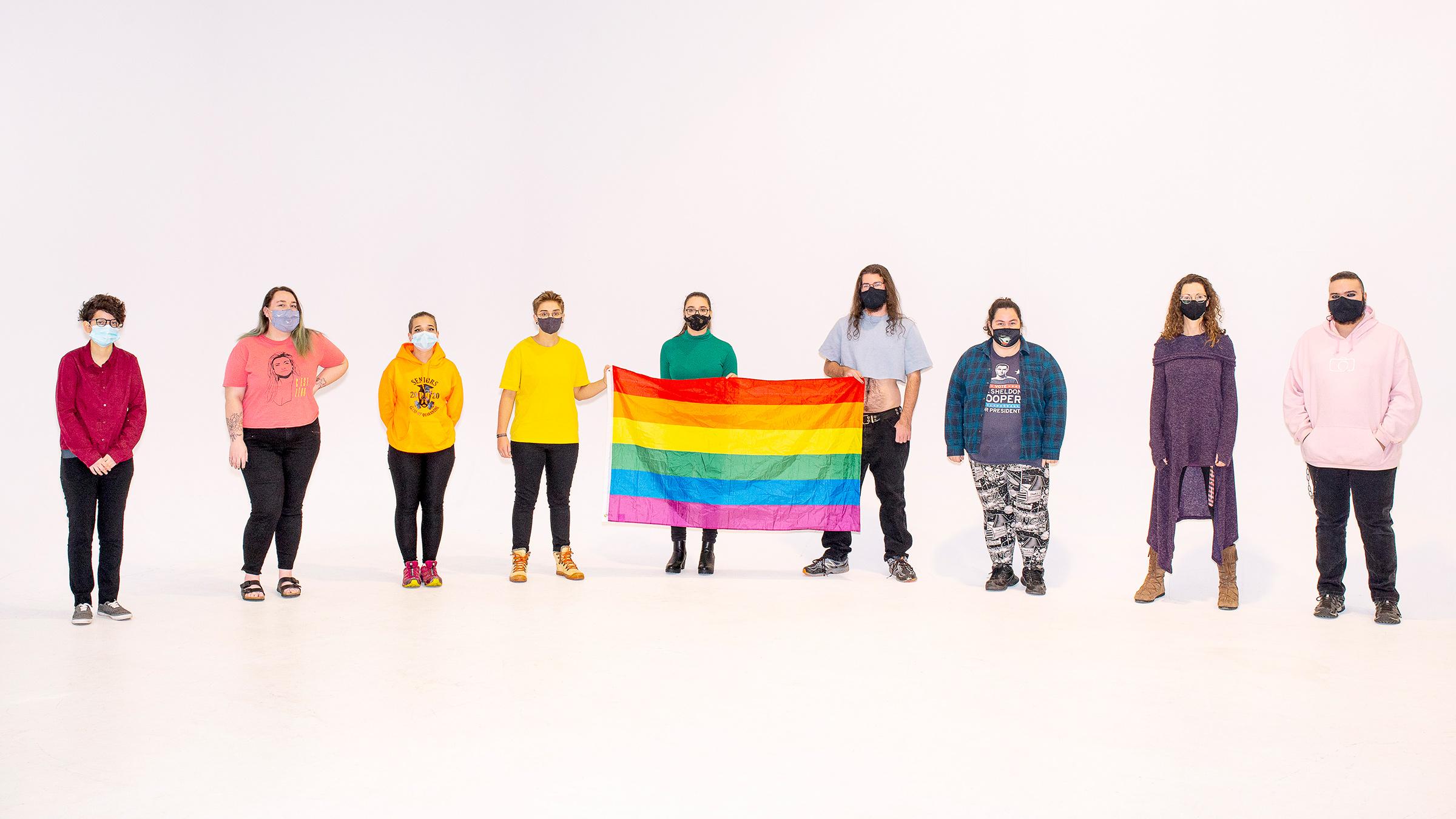 Lancement d'un comité LGBTQ+ au Cégep de Matane pour une plus grande ouverture à la pluralité des genres