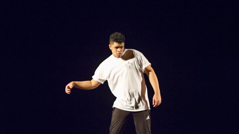 e danseur réunionnais Benjamin Gardenat avait remporté les deux précédentes finales locales à Matane.
