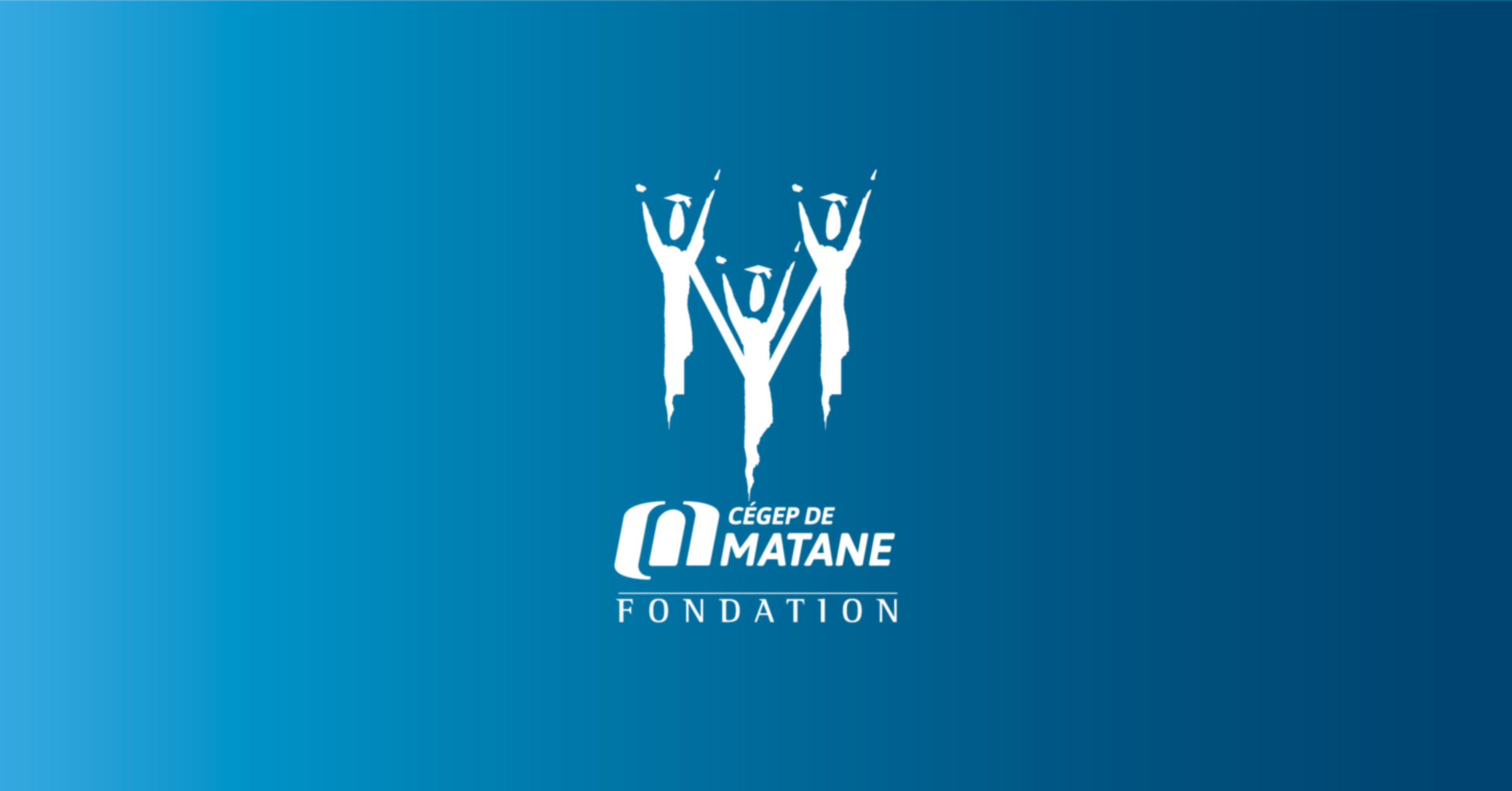 visuel fondation Cégep de Matane