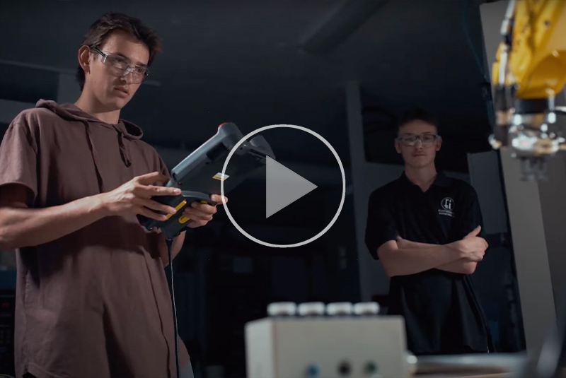vignette pour la vidéo général du programme d'éléctronique