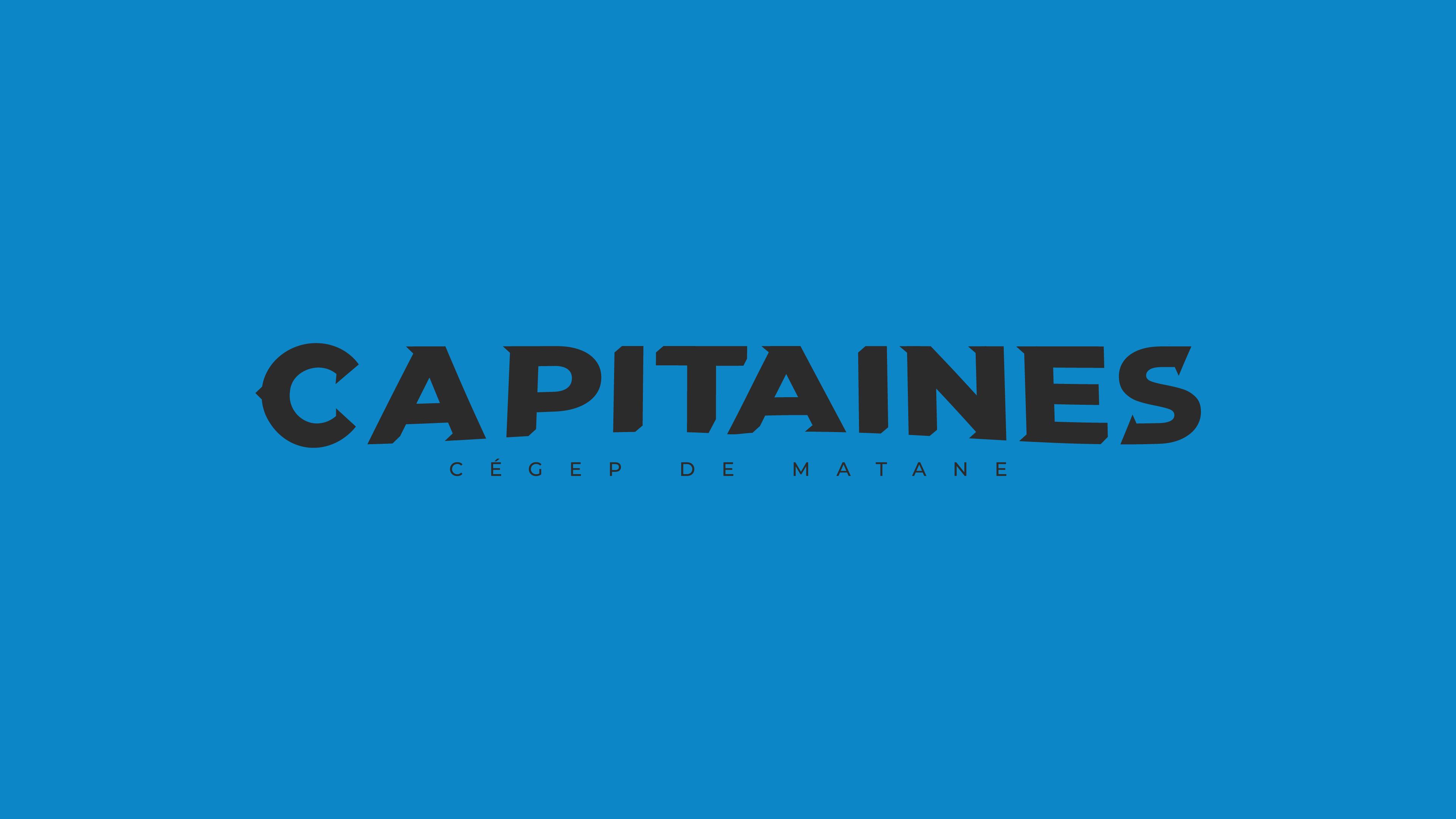 Le Cégep de Matane dévoile le nouveau logo des Capitaines