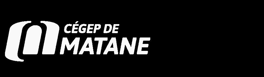 Logo - Cégep de Matane